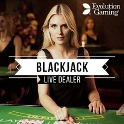 Evolution Gaming is the leading developer of live dealer blackjack