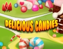 Bovada's slot game Delicious Candies