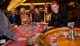 Live dealer online casinos are convenient.