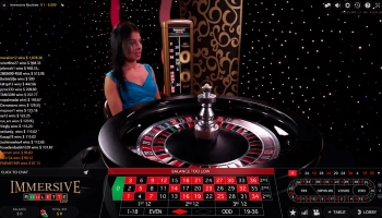 Immersive Online Roulette offers an experience every lover of the game should try